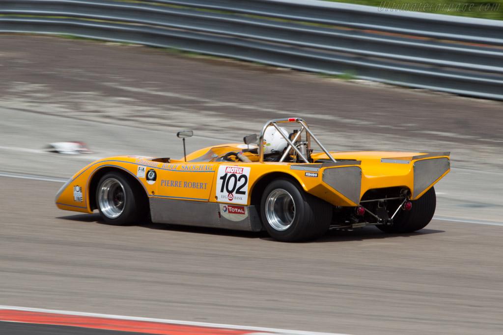 Lola T210 Cosworth - Chassis: SL210/14   - 2014 Grand Prix de l'Age d'Or
