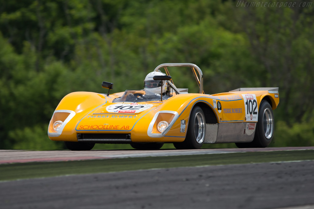 Lola T210 Cosworth - Chassis: SL210/14   - 2014 Grand Prix de l'Age d'Or