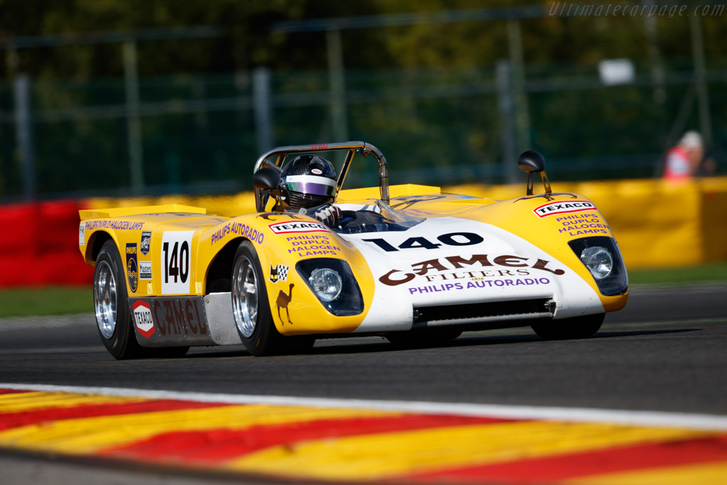 Lola T212 Cosworth - Chassis: HU26  - 2018 Spa Six Hours