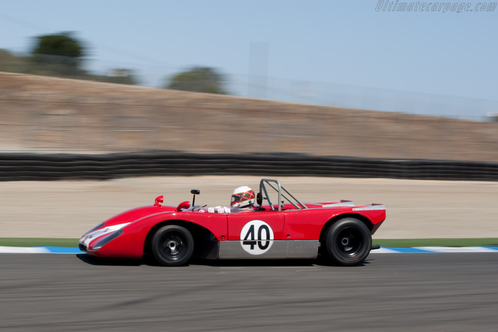Lola T212 Cosworth - Chassis: HU23   - 2009 Monterey Historic Automobile Races