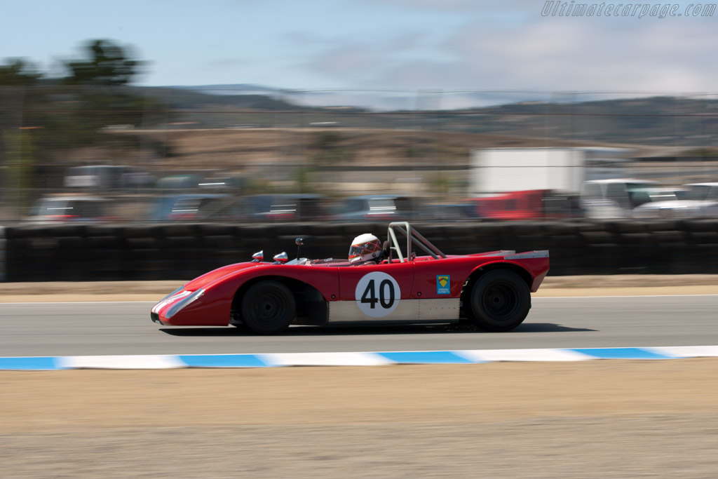 Lola T212 Cosworth - Chassis: HU23   - 2010 Monterey Motorsports Reunion