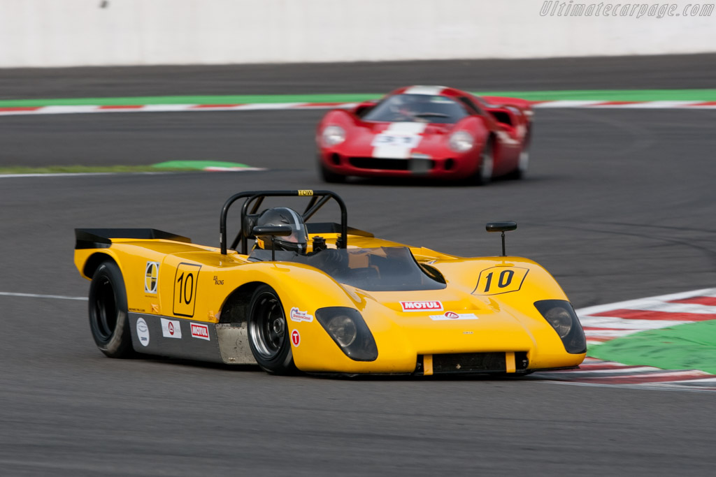 Lola T212 Cosworth - Chassis: HU22   - 2009 Le Mans Series Spa 1000 km