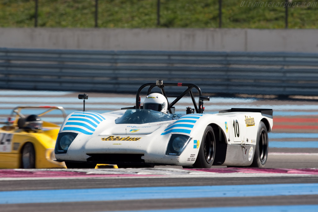 Lola T212 Cosworth - Chassis: HU22   - 2010 Le Mans Series Castellet 8 Hours