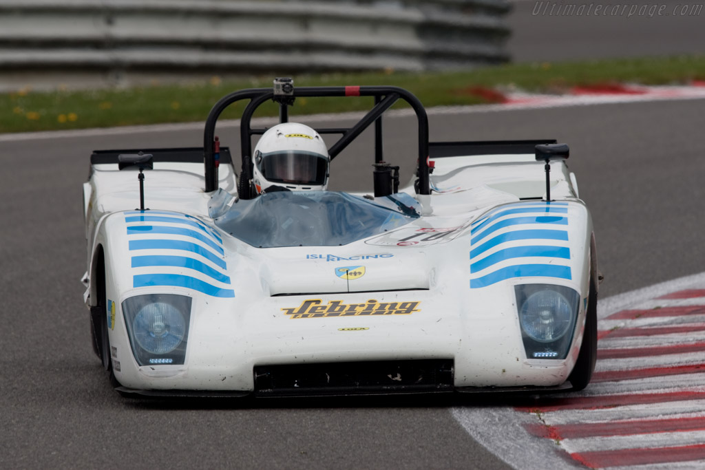 Lola T212 Cosworth - Chassis: HU22   - 2010 Le Mans Series Spa 1000 km