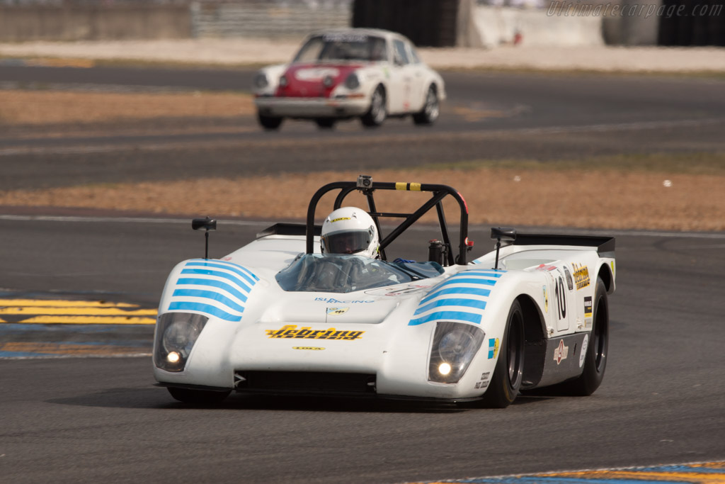 Lola T212 Cosworth - Chassis: HU22   - 2010 Le Mans Classic