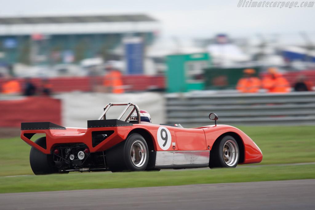 Lola T212 Cosworth - Chassis: HU34   - 2010 Le Mans Series Silverstone 1000 km (ILMC)