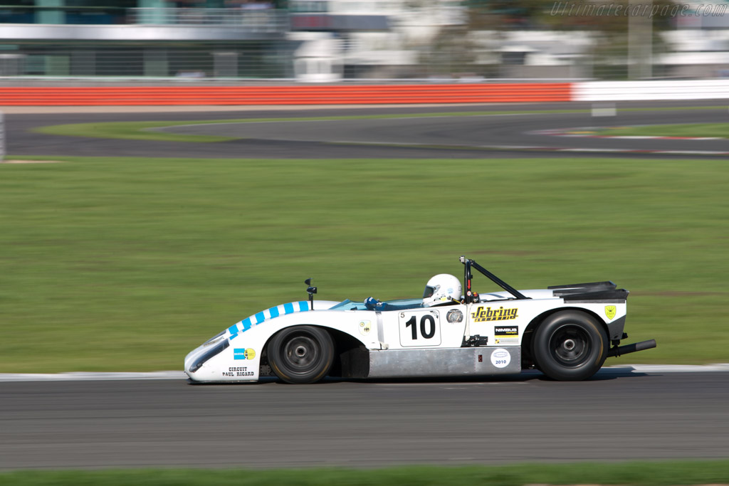 Lola T212 Cosworth - Chassis: HU22   - 2010 Le Mans Series Silverstone 1000 km (ILMC)