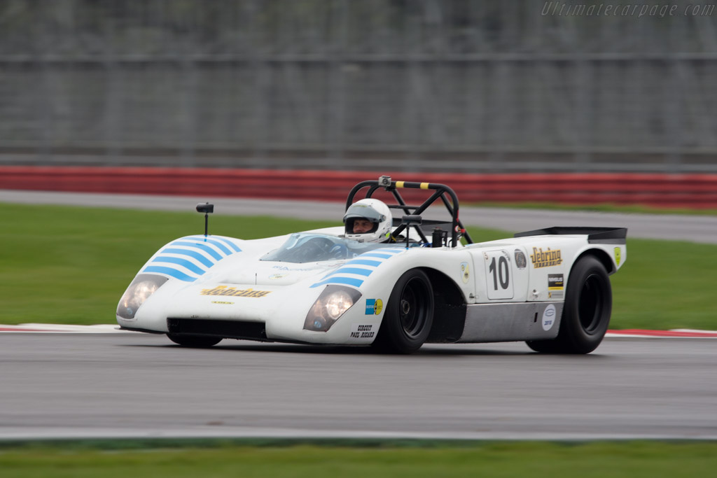 Lola T212 Cosworth - Chassis: HU22   - 2010 Le Mans Series Silverstone 1000 km (ILMC)
