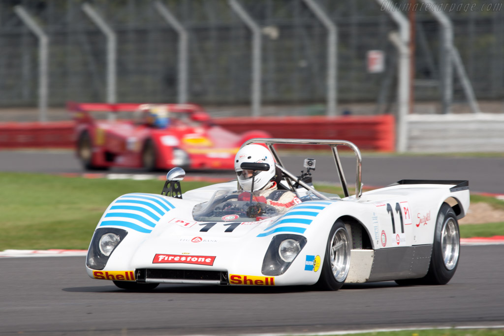 Lola T212 Cosworth - Chassis: HU22   - 2011 Le Mans Series 6 Hours of Silverstone (ILMC)