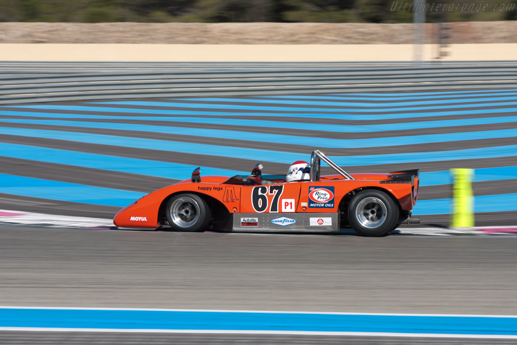 Lola T212 Cosworth - Chassis: HU34  - 2011 Dix Mille Tours