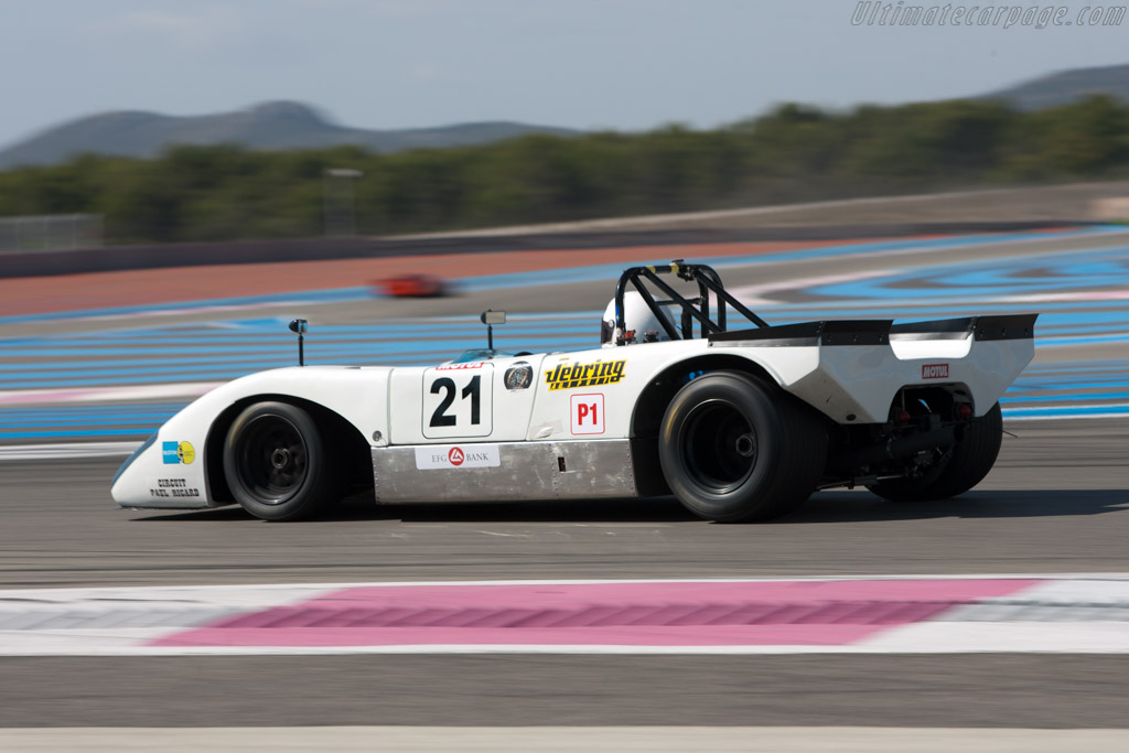 Lola T212 Cosworth - Chassis: HU22   - 2011 Dix Mille Tours