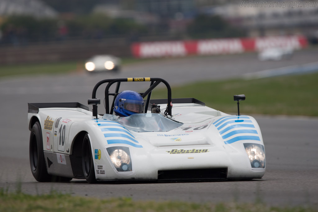 Lola T212 Cosworth - Chassis: HU22   - 2012 Coupes de Paques