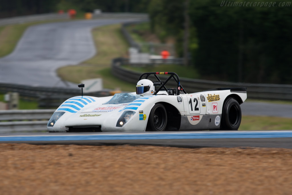 Lola T212 Cosworth - Chassis: HU22   - 2012 Le Mans Classic