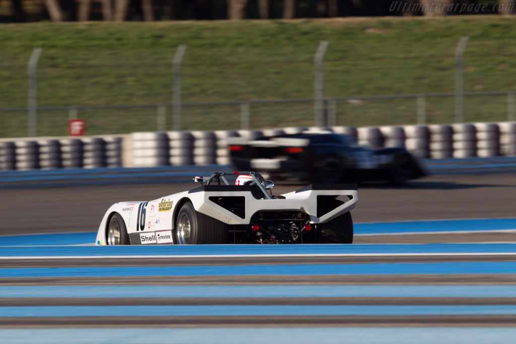 Lola T212 Cosworth - Chassis: HU23   - 2013 Dix Mille Tours