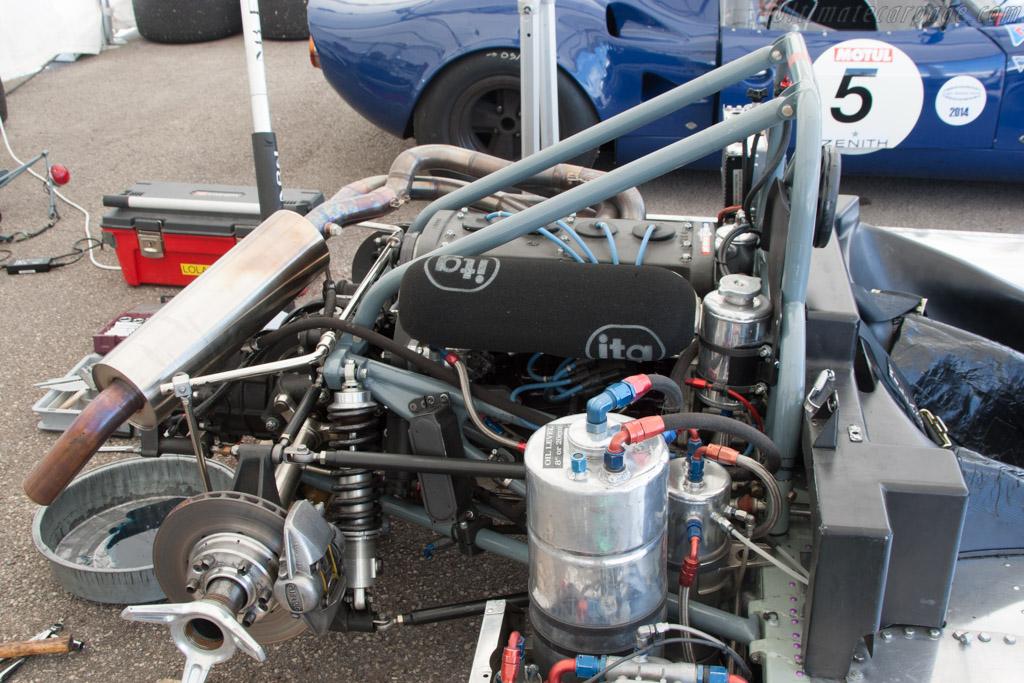 Lola T212 Cosworth - Chassis: HU23   - 2014 Grand Prix de l'Age d'Or