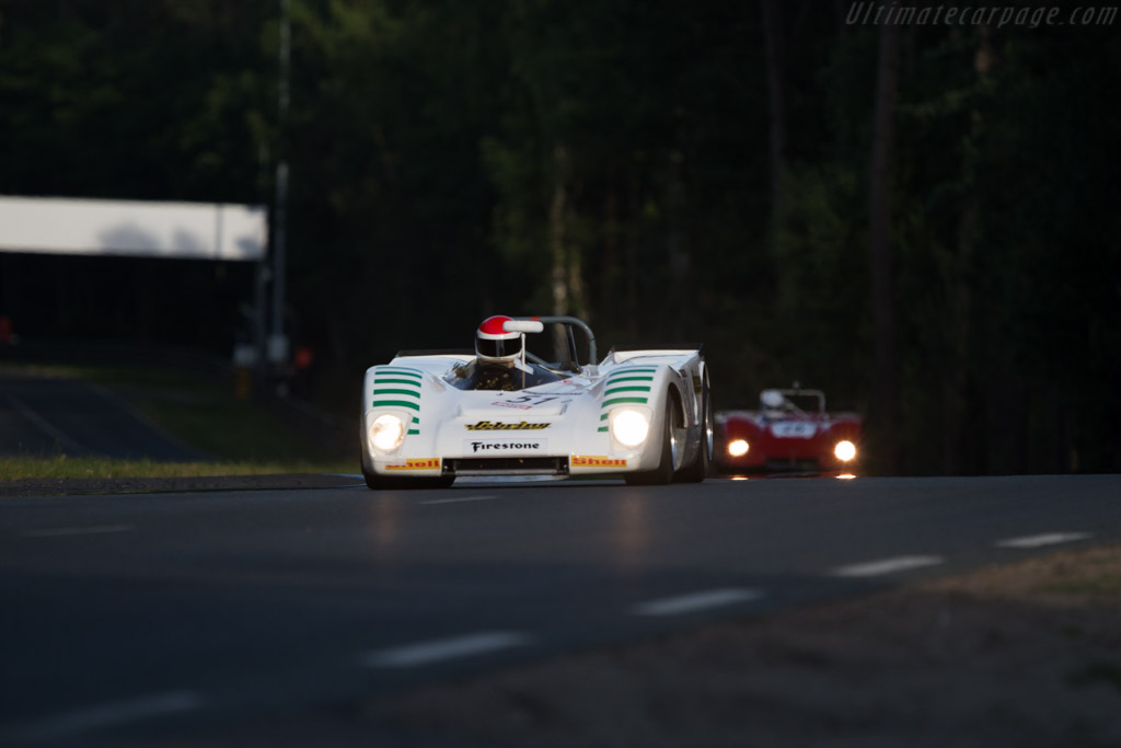 Lola T212 Cosworth - Chassis: HU23   - 2014 Le Mans Classic