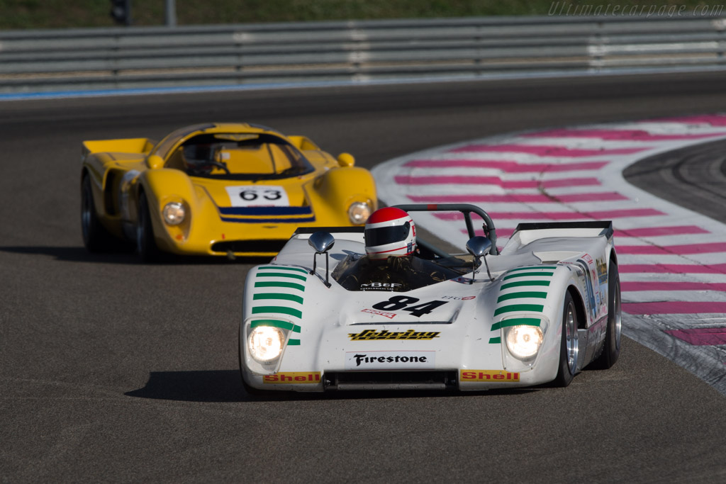 Lola T212 Cosworth - Chassis: HU23   - 2014 Dix Mille Tours