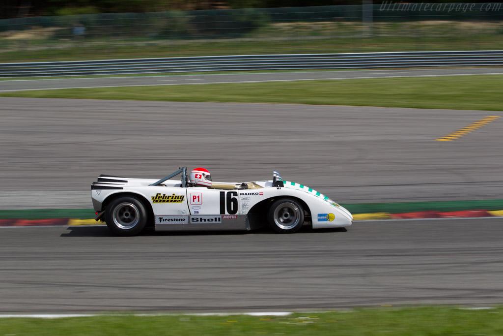 Lola T212 Cosworth - Chassis: HU23   - 2015 Spa Classic