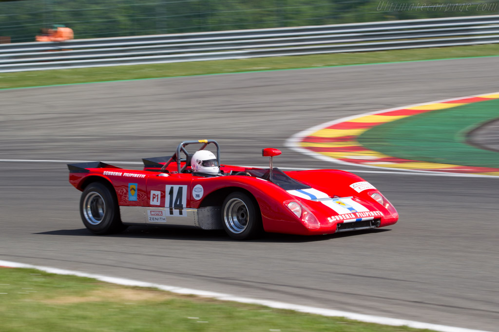 Lola T212 Cosworth - Chassis: HU18   - 2015 Spa Classic