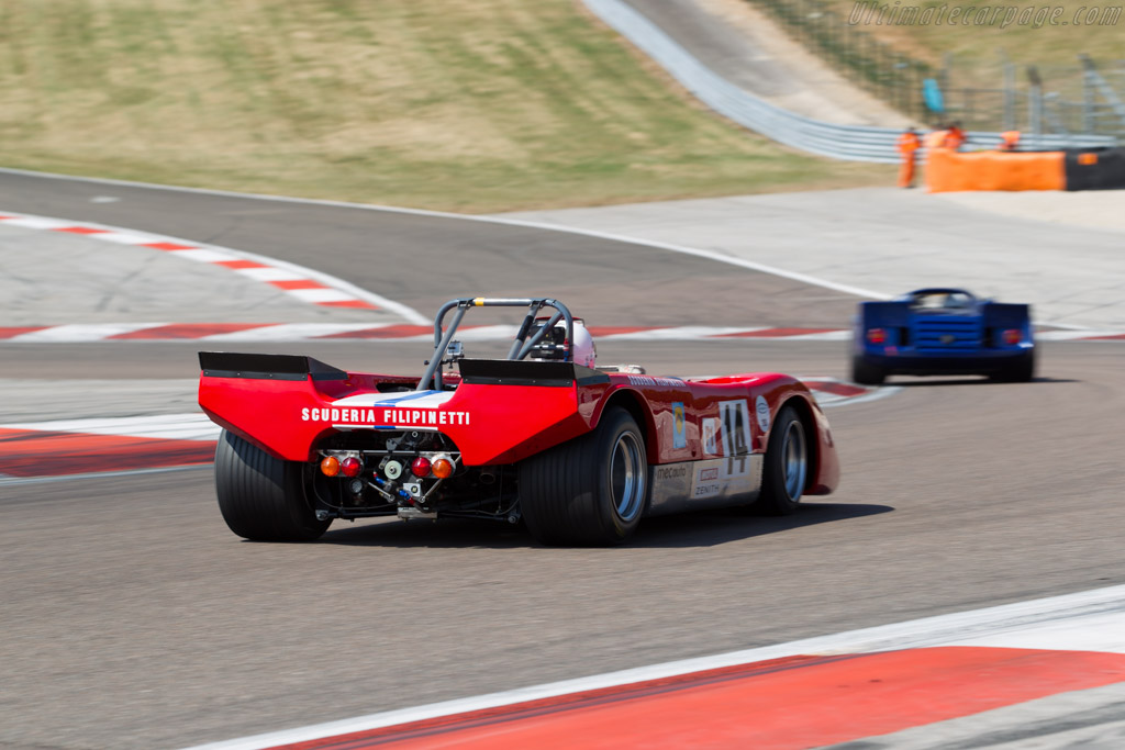Lola T212 Cosworth - Chassis: HU18   - 2015 Grand Prix de l'Age d'Or