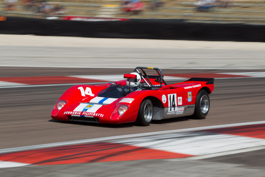 Lola T212 Cosworth - Chassis: HU18   - 2015 Grand Prix de l'Age d'Or