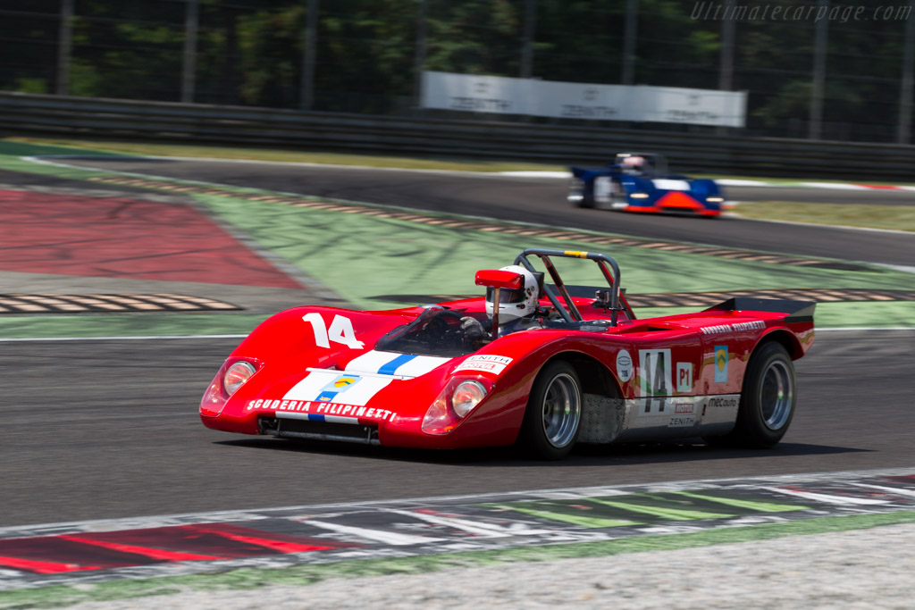 Lola T212 Cosworth - Chassis: HU18   - 2015 Monza Historic