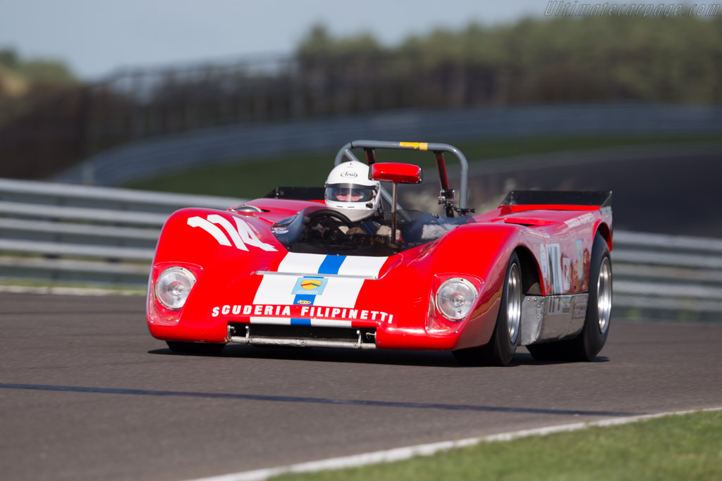 Lola T212 Cosworth - Chassis: HU18   - 2015 Historic Grand Prix Zandvoort