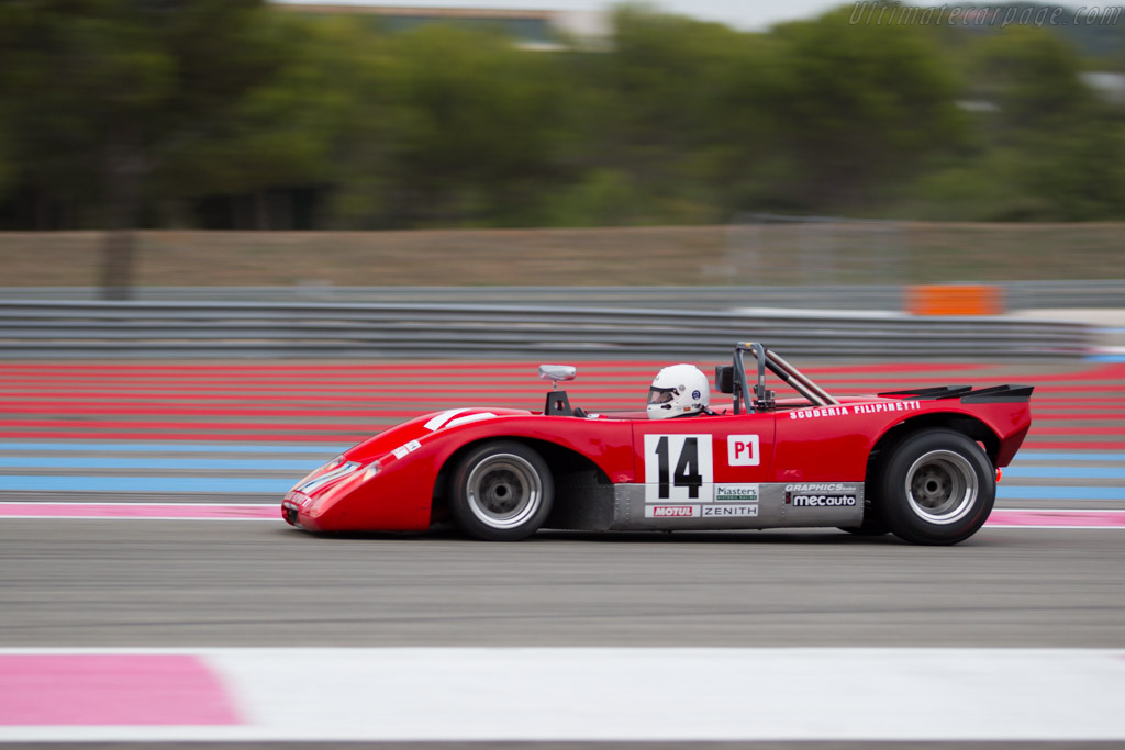 Lola T212 Cosworth - Chassis: HU18   - 2015 Dix Mille Tours