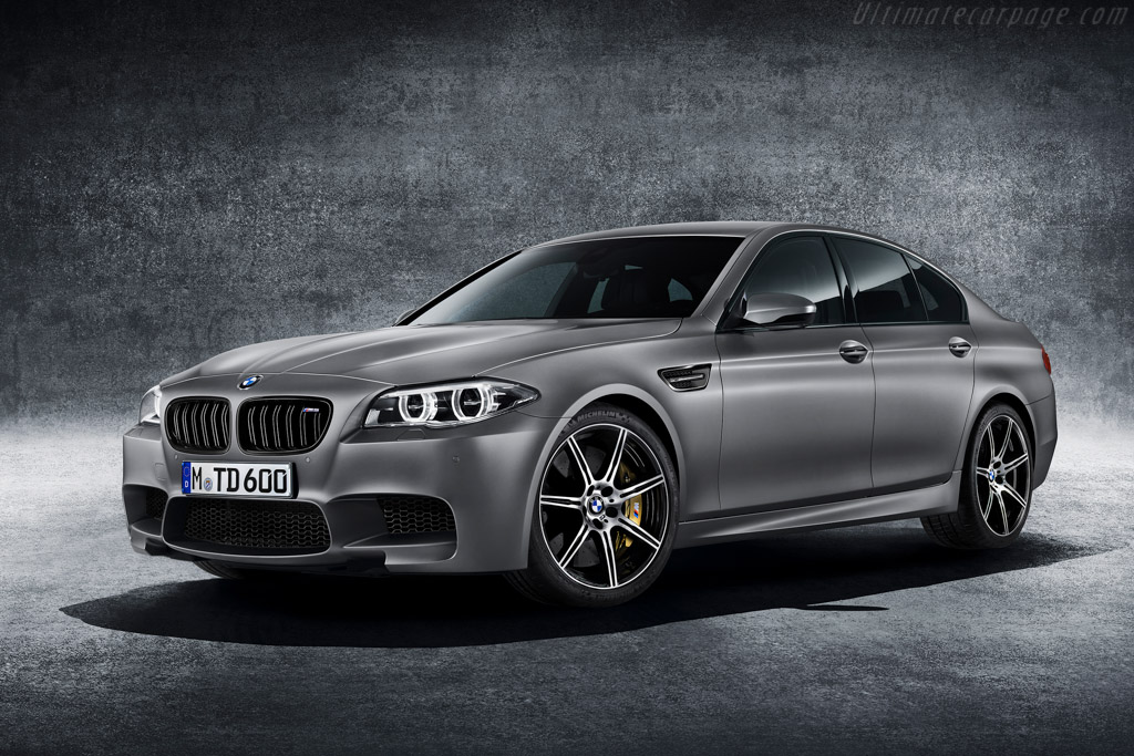 Click here to open the BMW M5 30th Anniversary gallery