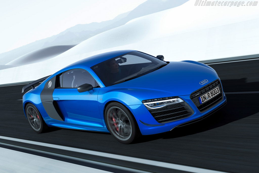 Click here to open the Audi R8 LMX gallery