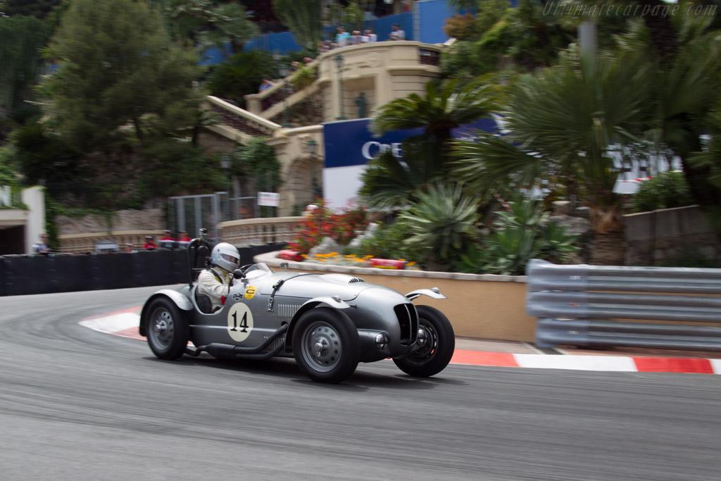 Frazer Nash High Speed - Chassis: 421/100/004   - 2014 Monaco Historic Grand Prix