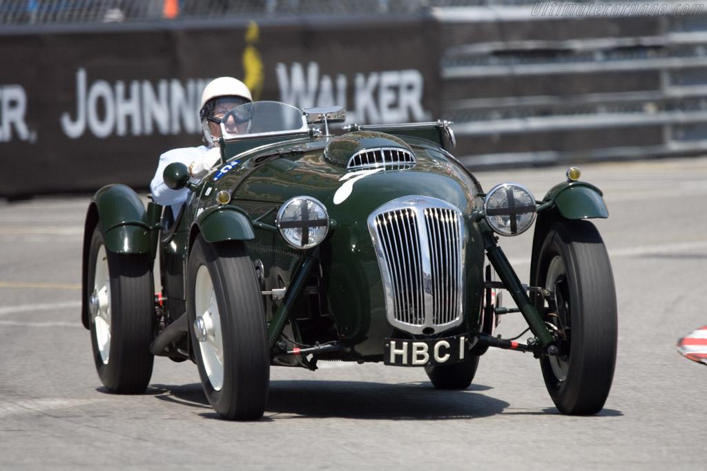 Frazer Nash Le Mans Replica - Chassis: 421/100/119   - 2008 Monaco Historic Grand Prix