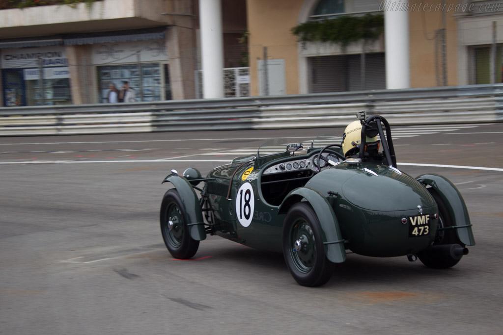 Frazer Nash Le Mans Replica - Chassis: 421/100/121   - 2014 Monaco Historic Grand Prix