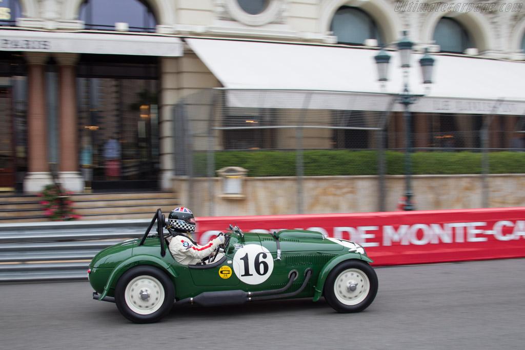 Frazer Nash Le Mans Replica - Chassis: 421/100/119   - 2014 Monaco Historic Grand Prix