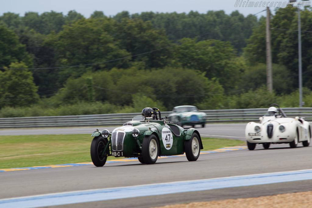 Frazer Nash Le Mans Replica - Chassis: 421/100/119  - 2014 Le Mans Classic