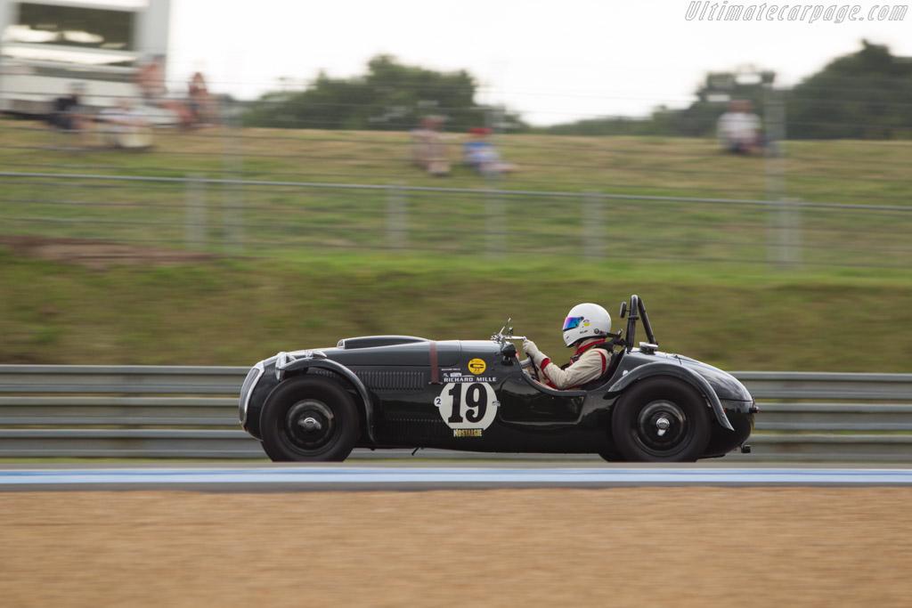 Frazer Nash Le Mans Replica - Chassis: 421/100/159  - 2014 Le Mans Classic
