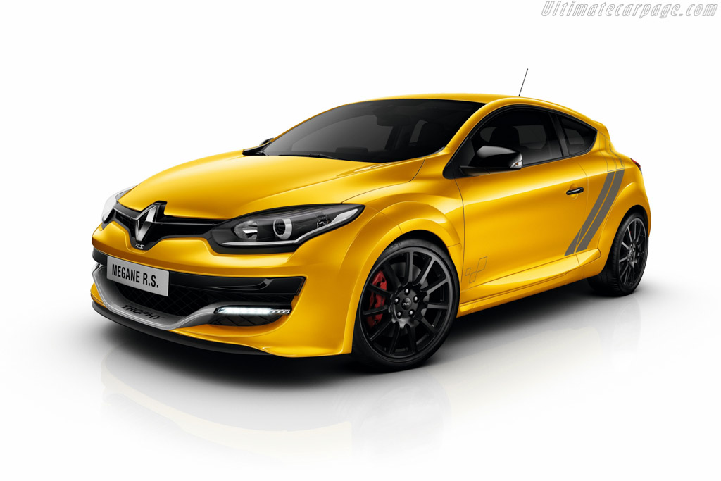 Click here to open the Renault Mégane R.S. 275 Trophy gallery