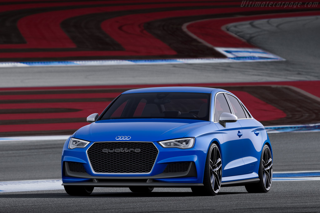 Click here to open the Audi A3 clubsport quattro concept gallery