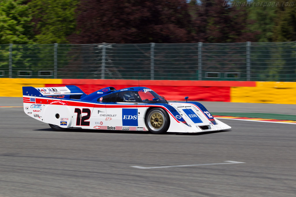 Intrepid RM-1 Chevrolet - Chassis: 004   - 2014 Spa Classic