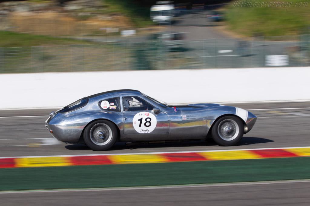 Morgan Plus 4 SLR - Chassis: SLR4  - 2014 Spa Classic
