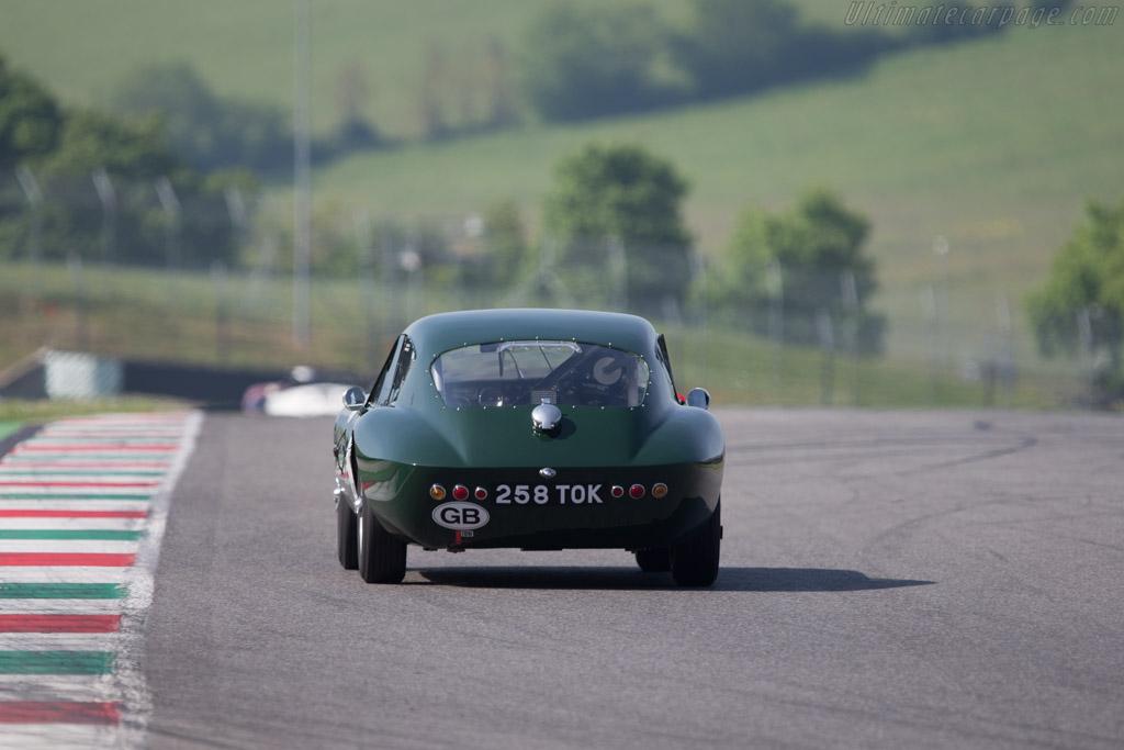 Morgan Plus 4 SLR - Chassis: SLR3   - 2014 Mugello Classic