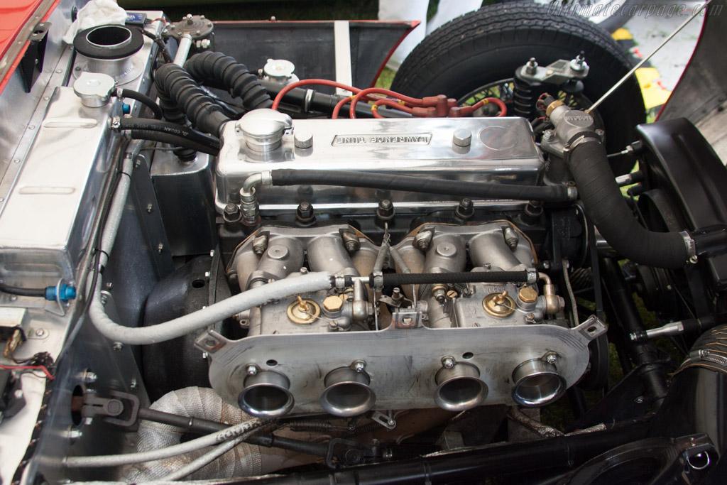 Morgan Plus 4 SLR - Chassis: SLR2   - 2012 Goodwood Revival