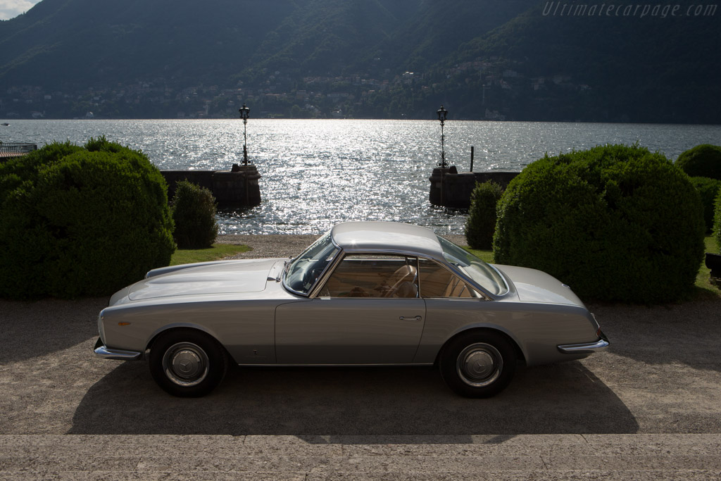 Mercedes-Benz 230 SL Pininfarina Coupe - Chassis: 113.042-10-001336   - 2014 Concorso d'Eleganza Villa d'Este