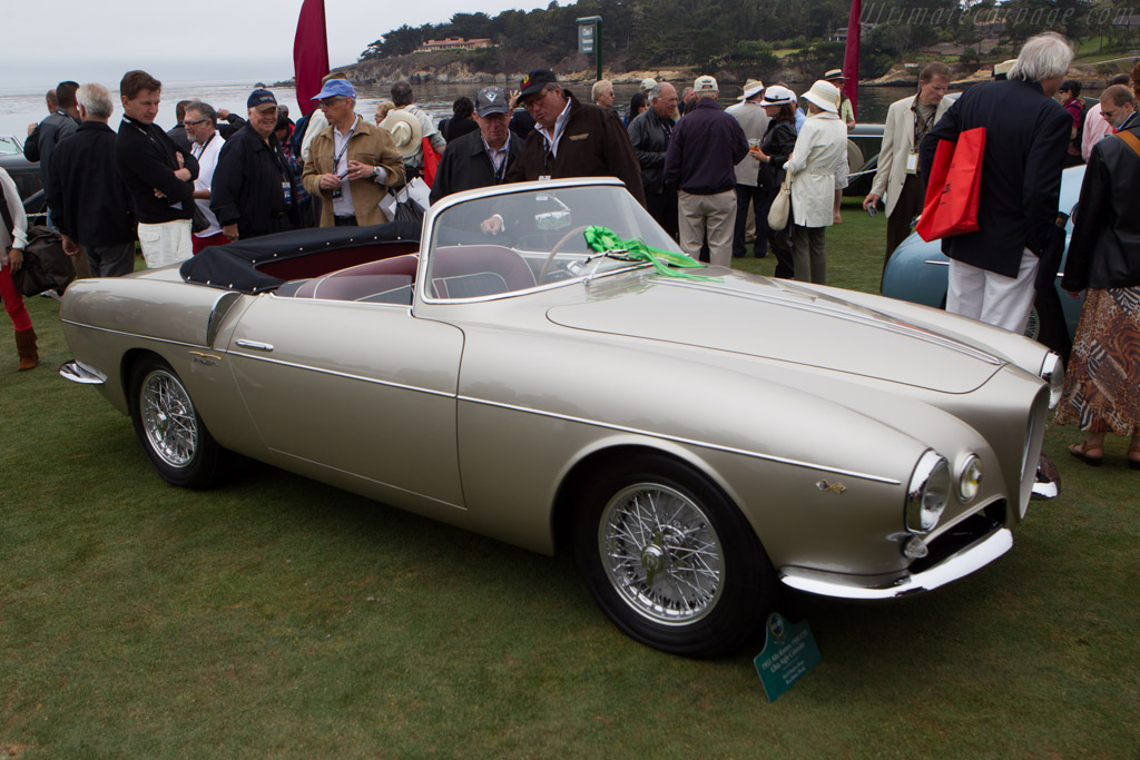 Alfa Romeo 1900C SS Ghia-Aigle Cabriolet - Chassis: AR1900C 01959  - 2013 Pebble Beach Concours d'Elegance