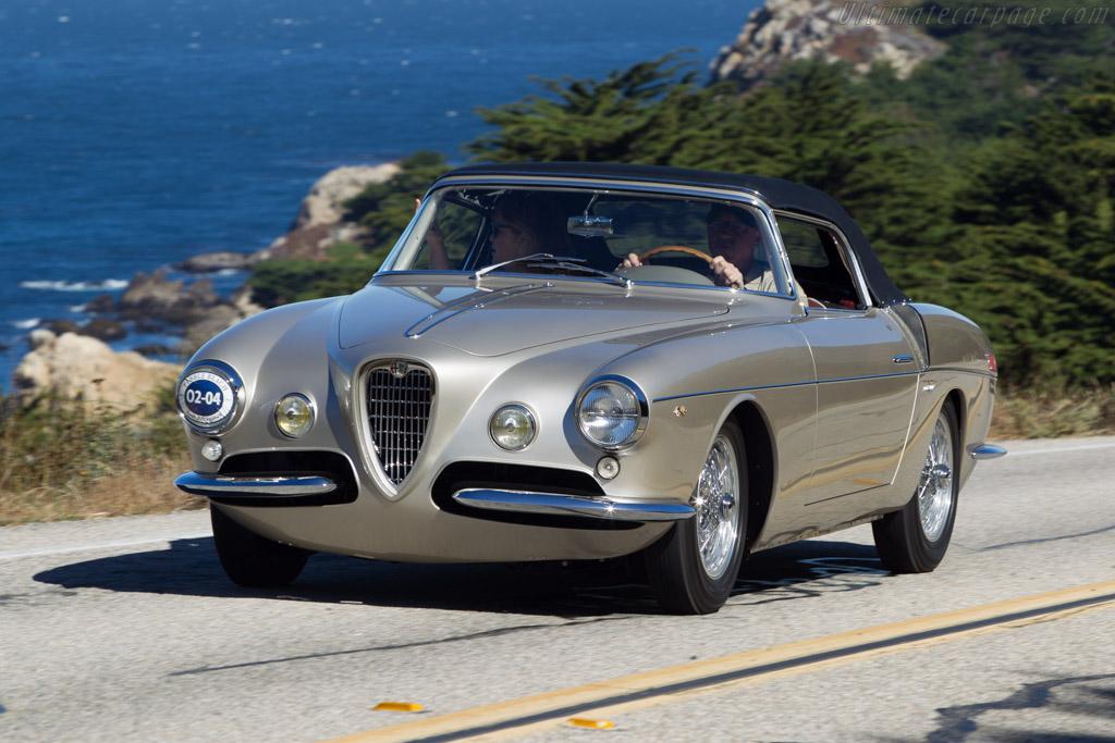 Alfa Romeo 1900C SS Ghia-Aigle Cabriolet - Chassis: AR1900C 01959  - 2013 Pebble Beach Concours d'Elegance
