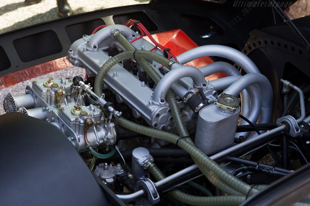 Abarth 2000 Pininfarina Scorpione - Chassis: 010-0011   - 2014 Concorso d'Eleganza Villa d'Este