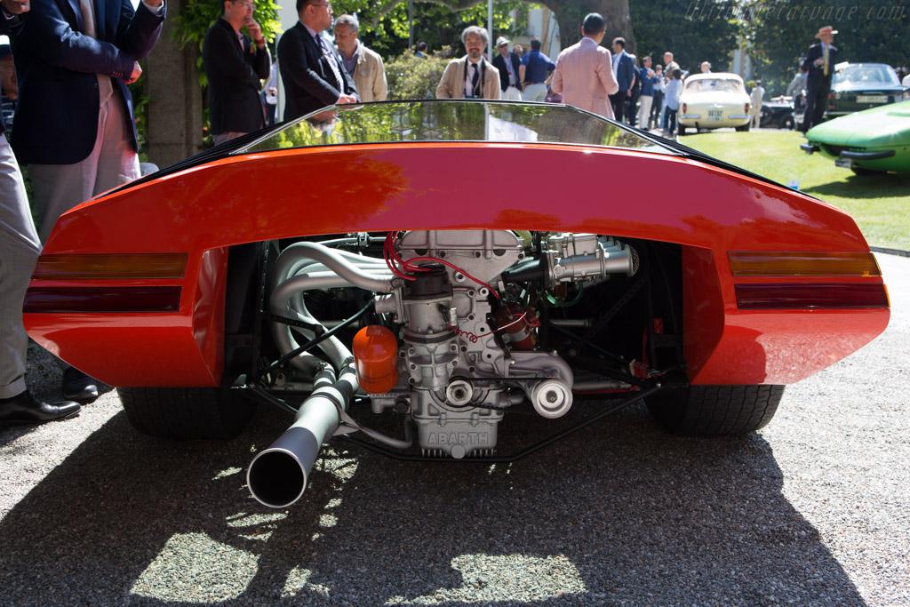 Abarth 2000 Pininfarina Scorpione Chassis 010 0011