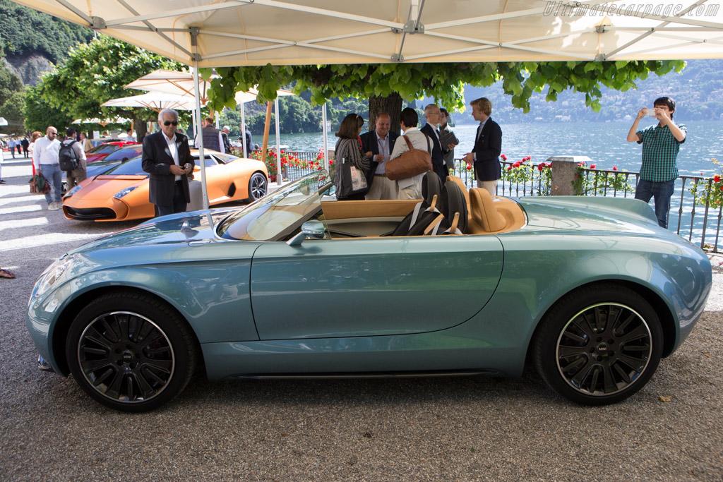 MINI Superleggera Vision    - 2014 Concorso d'Eleganza Villa d'Este