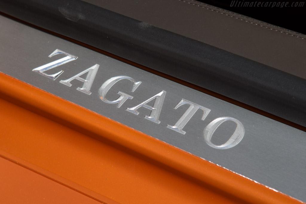 Lamborghini 5 95 Zagato Coupe 2014 Concorso D Eleganza