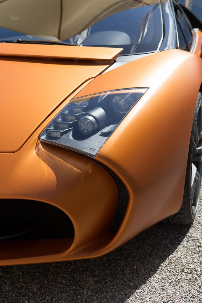 Lamborghini 5-95 Zagato Coupe    - 2014 Concorso d'Eleganza Villa d'Este